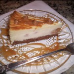White Chocolate Peanut Butter Cheesecake
