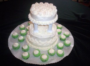 Wedding Cheesecake 2